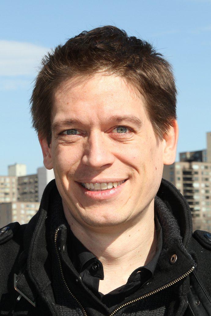 Daniel Kronauer