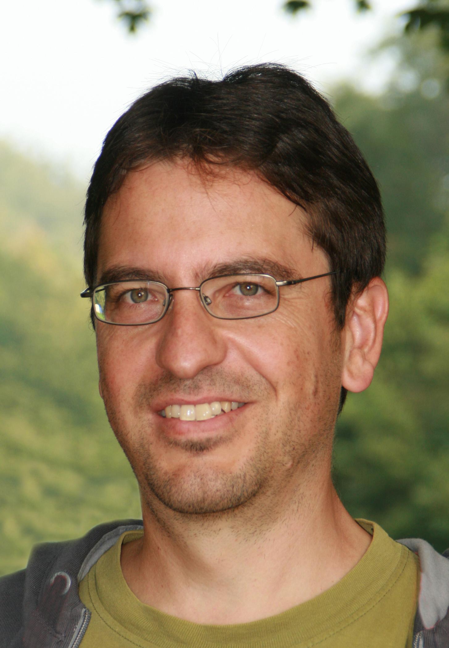 Gregor Bucher